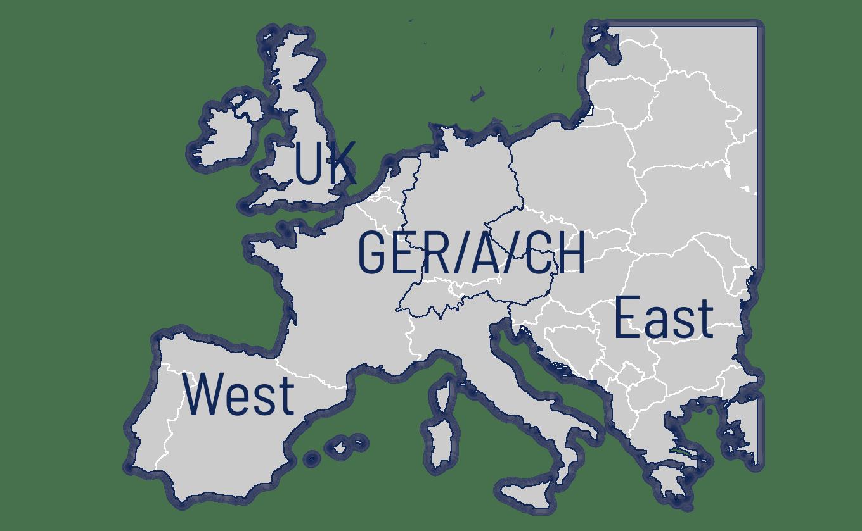 VEM tooling expert in 4 EU zones