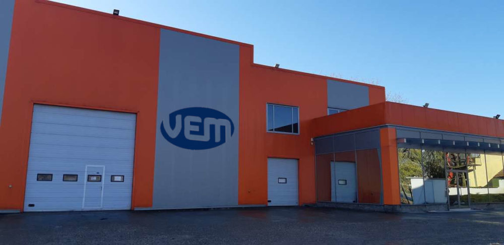 VEM Europe factory building