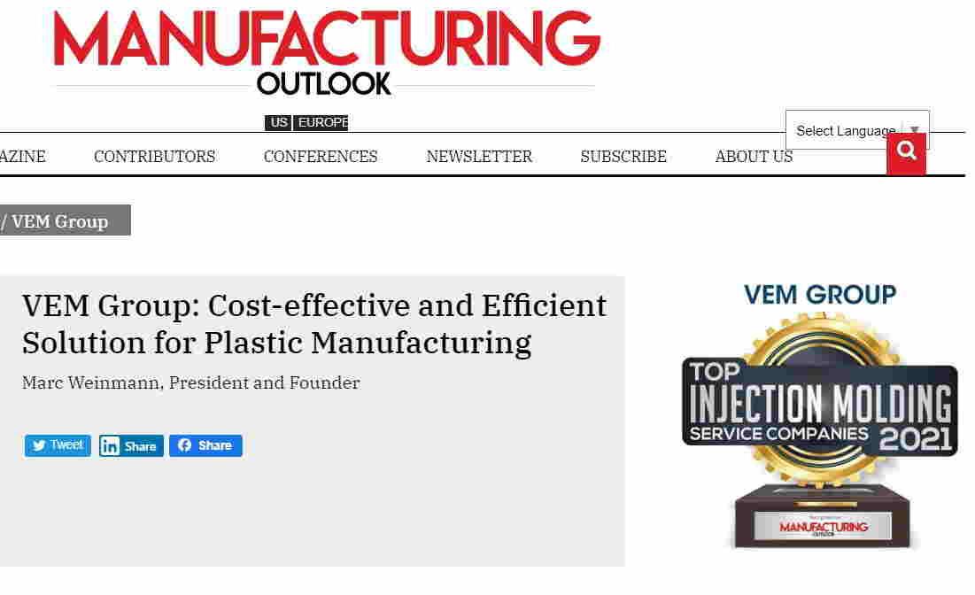 Manufacturing Outlook VEM