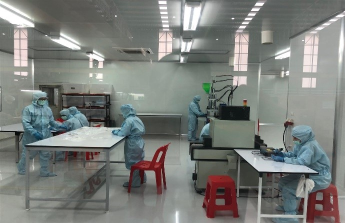 cleanroom medical manufacturing